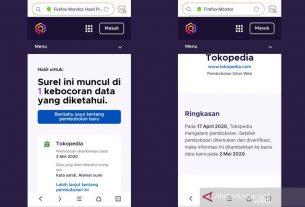 Kebocoran Data di Sosial Media