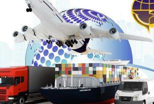 Ilustrasi Transportasi Laut, Udara dan Darat