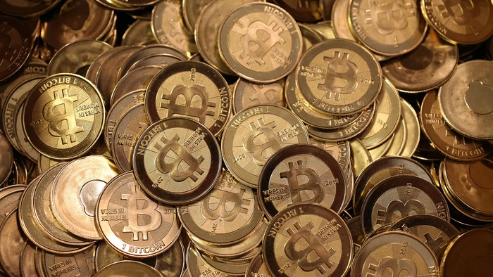 Bitcoin. Foto: Getty Images