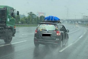 Ilustrasi kendaraan pemudik. Foto : Wartakota