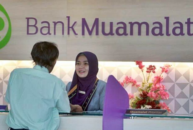 Layanan bank Muamalat