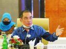 Ketua Kapoksi Fraksi Nasdem Komisi XI DPR-RI yang membidangi masalah keuangan, Fauzi H Amro M,Si.